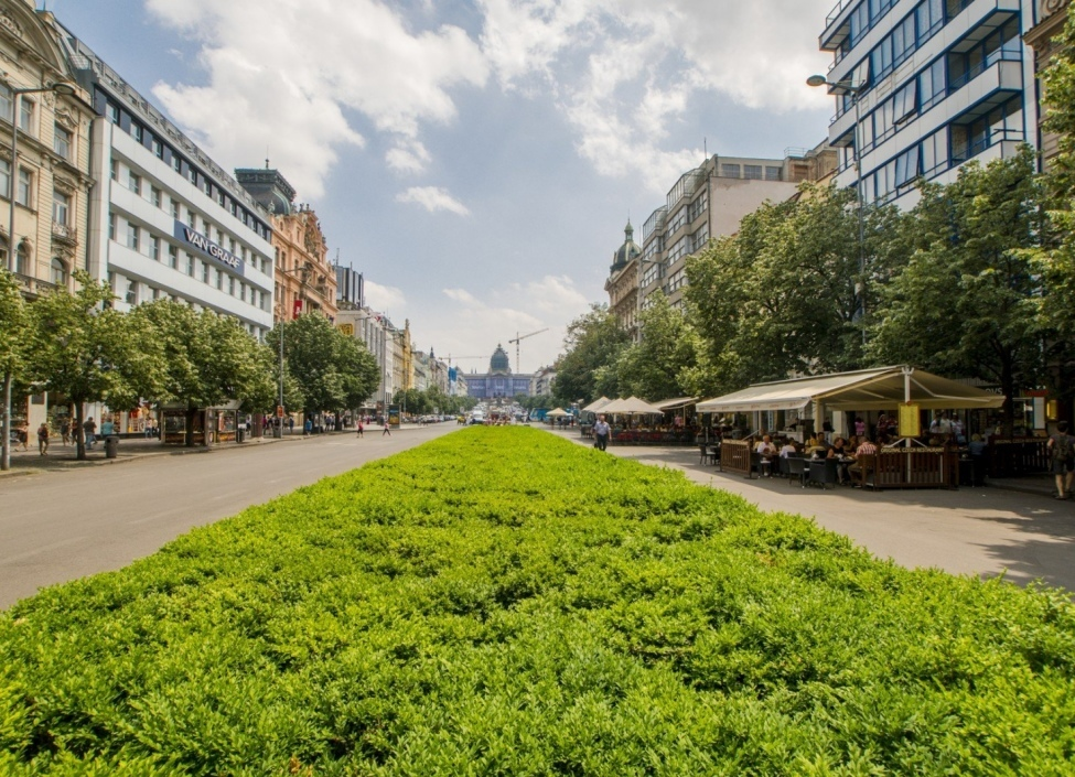 Prodej bytu Praha 1 - 59m 1