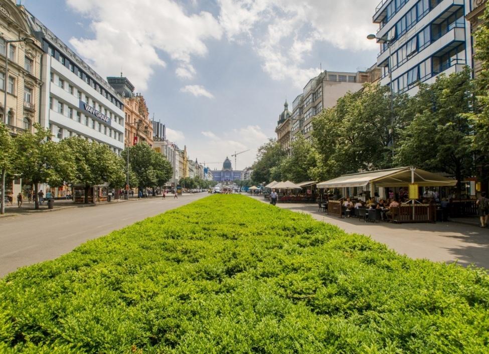Prodej nebytového prostoru Praha 1 - 7m 1