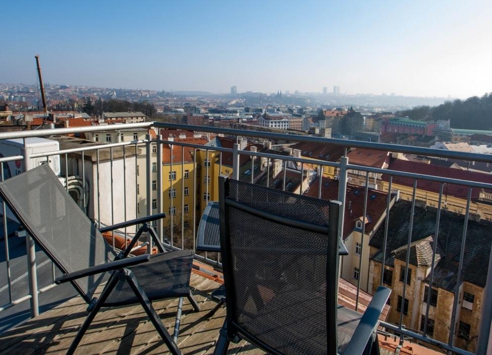 Mezonetový byt s terasou 117m 0