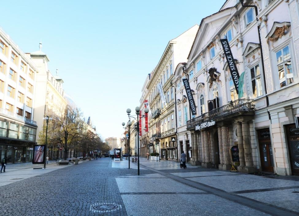 Obchodní prostor na pronájem Praha 1 - 76m 1