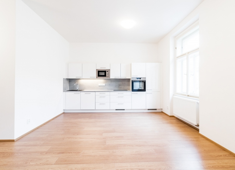 Luxusní byt na pronájem - Praha 5 - Smíchov - 77m 1