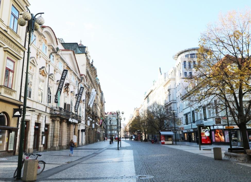 Kancelář k pronájmu v centru Prahy - 196m 0