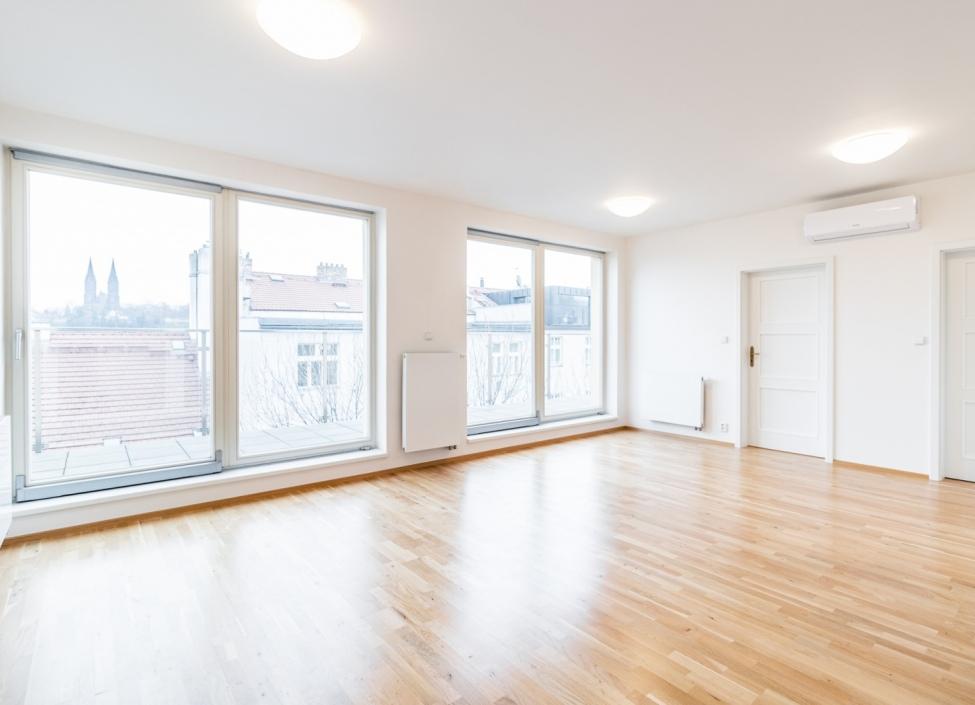 Luxusní byt s terasou Praha 5 - 78m 0