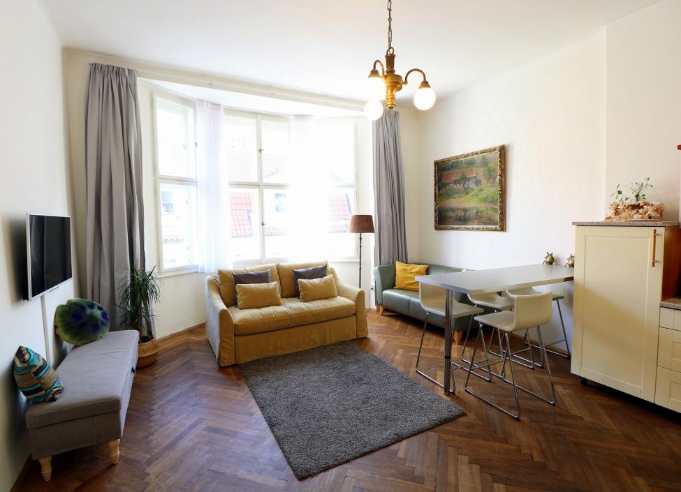 Luxusní byt na prodej Praha 1 - Staré Město - 50m 1