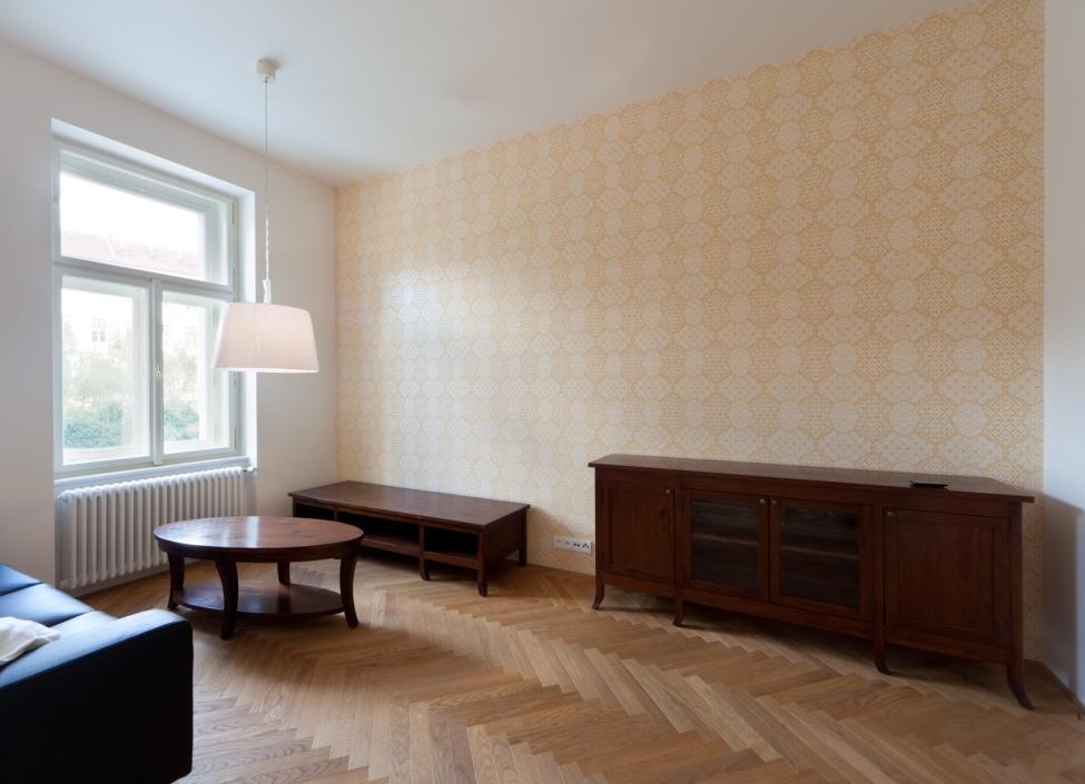 Luxusní byt Hradčany 75m 0