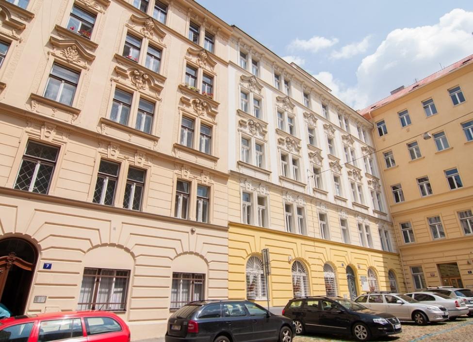 Kancelář k pronájmu Praha 2 - 85m2 0