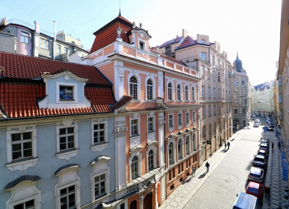 Luxusní byt na prodej Praha 1 - Staré Město - 50m 0