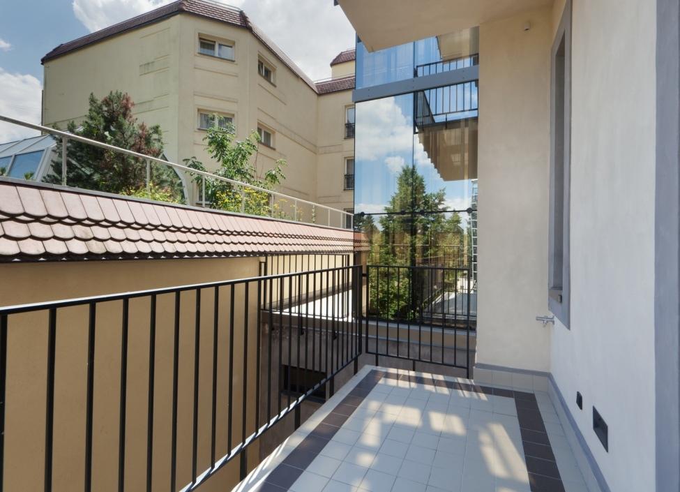 Luxusní byt Hradčany 96m 0