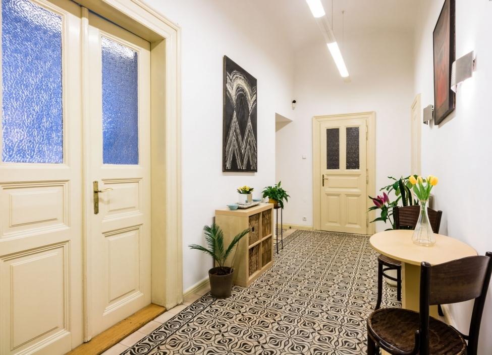Luxusní byt s výhledem na Hrad 164m 0