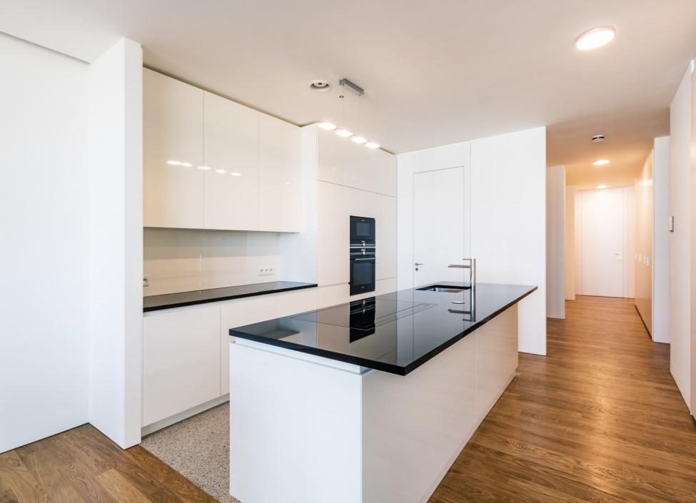 Pronájem luxusního bytu s terasami Praha 4 - 137m 1