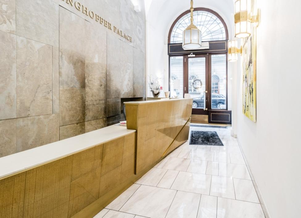 Kancelář k pronájmu Praha 1 - 100 m2 1