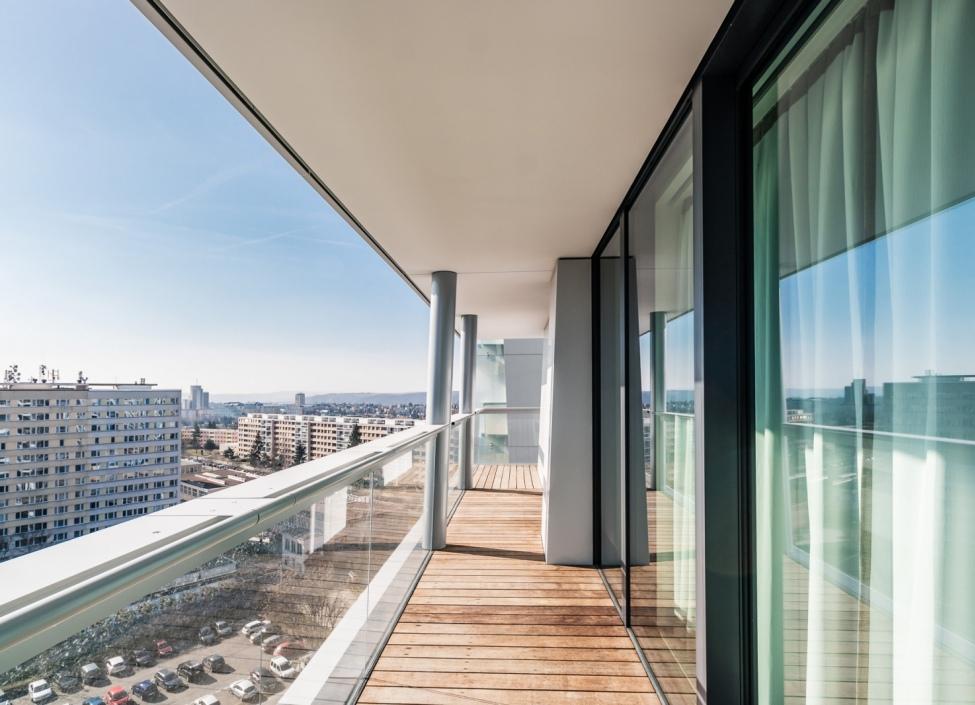 Pronájem luxusního bytu s terasami Praha 4 - 137m 0