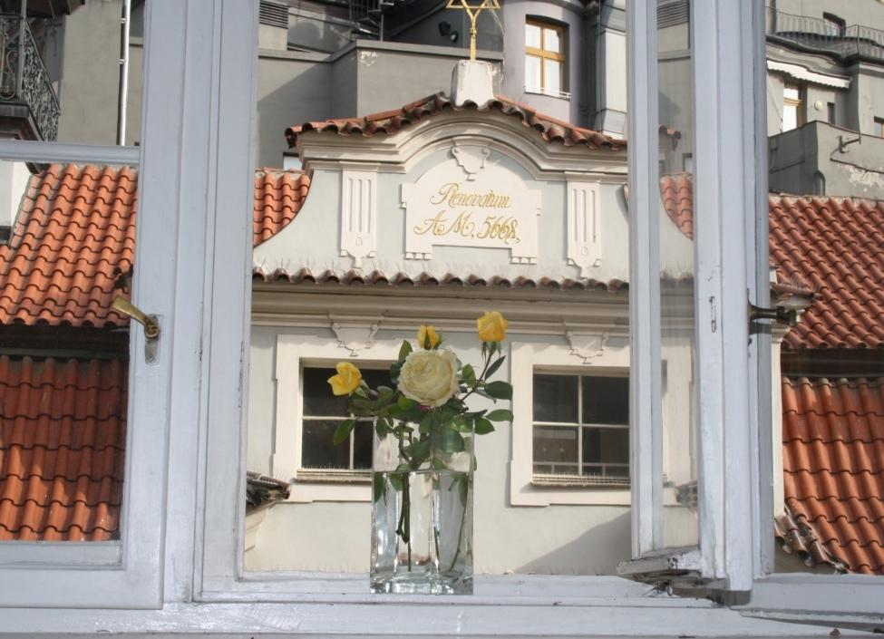 Luxusní byt k pronájmu Praha 1
