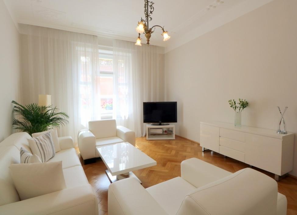 Luxusní byt na pronájem Praha 1 - 140m 0