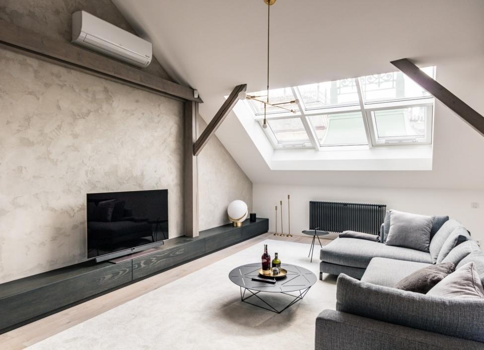 Luxusní byt v blízkosti Pařížské ulice Praha 1 - 217m 1