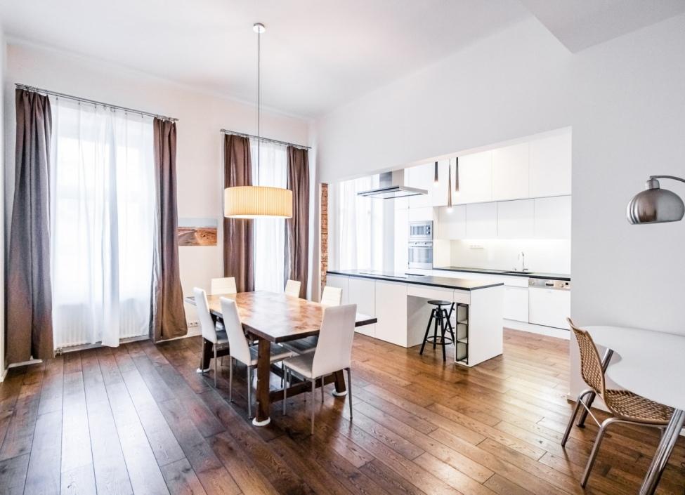 Luxusní byt na pronájem - Praha 1 - Nové Město - 127m 1