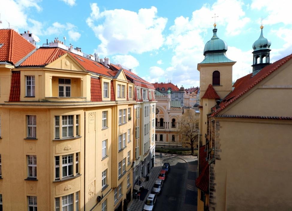 Luxusní byt na prodej Praha 1 Staré Město 133m2 0