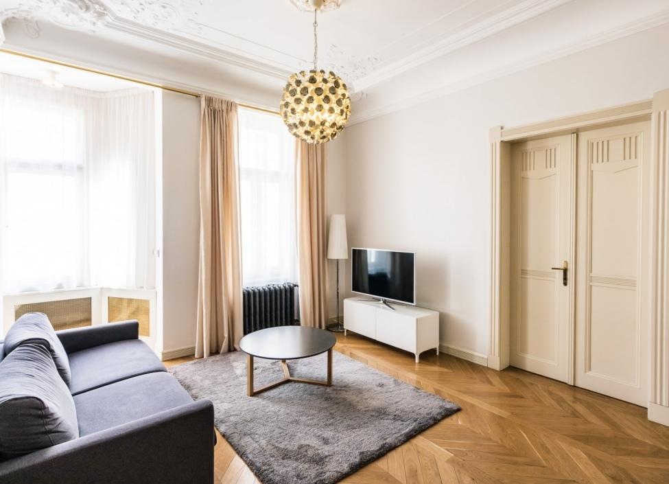 Luxusní byt na prodej Staré Město 159m 0