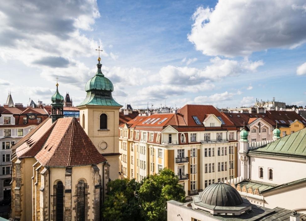 Luxusní byt v blízkosti Pařížské ulice Praha 1 - 217m 0
