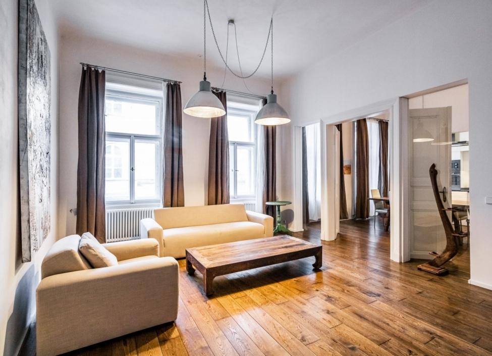 Luxusní byt na pronájem - Praha 1 - Nové Město - 127m 0