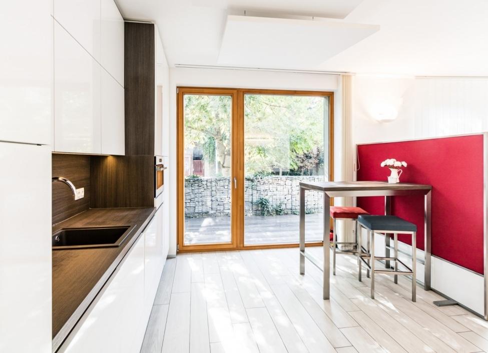 Luxusní byt s terasou na prodej Praha 5 - 110m 0
