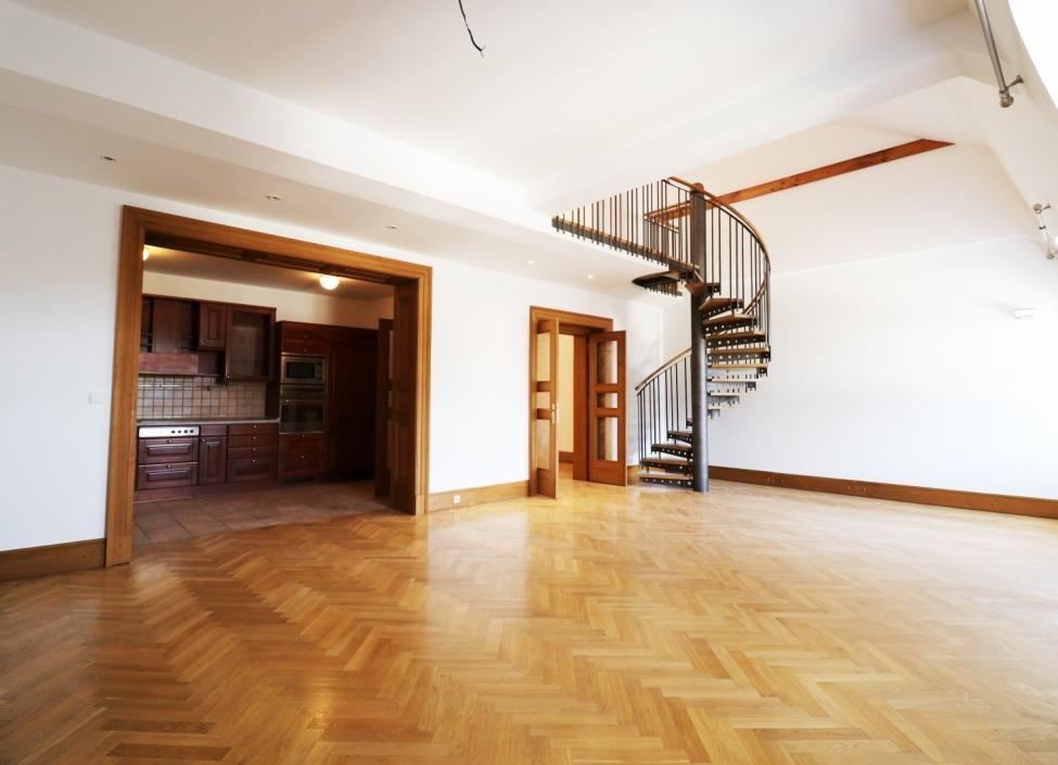 Kancelářské prostory k pronájmu, Praha 1 - 111m2 1