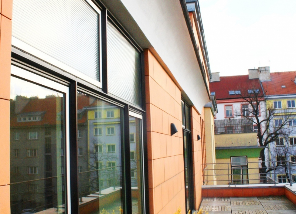 Luxury penthouse Prague 6, 383m 0