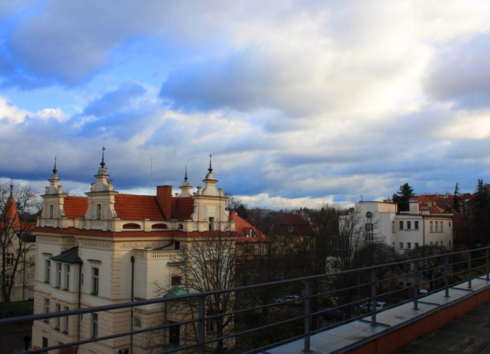 Půdní byt Praha 6 - 383m 1