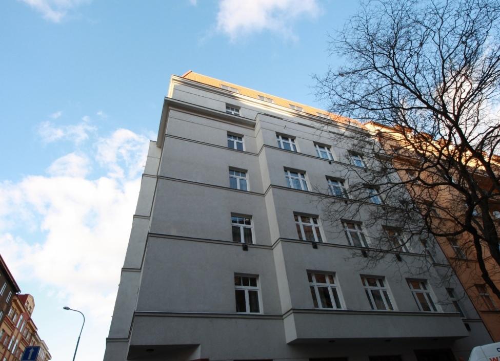 Byt na prodej Praha 3 - 53m 1