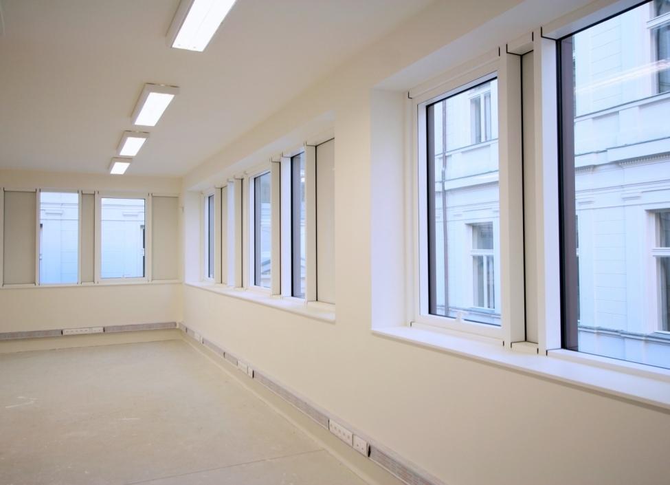 Pronájem moderní kanceláře Praha - 108m 1