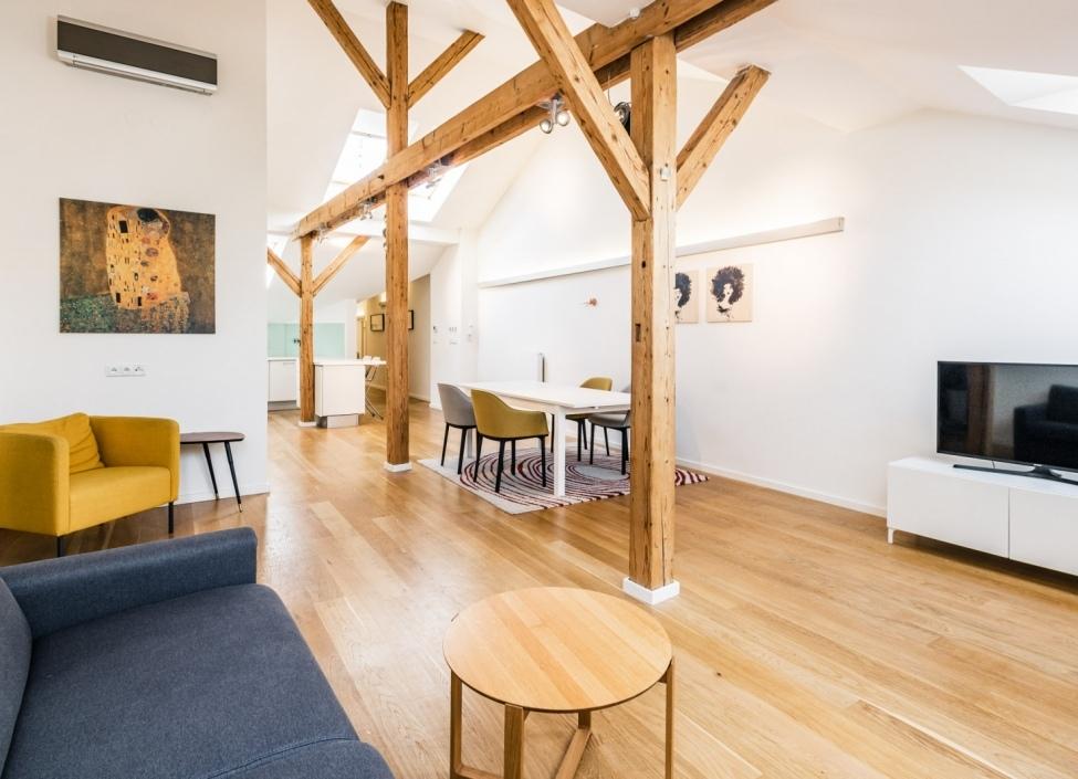 Luxusní byt na prodej Praha 1 - Nové Město - 132m 1