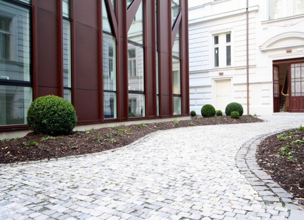 Luxusní kancelář k pronájmu Praha - 73m 1