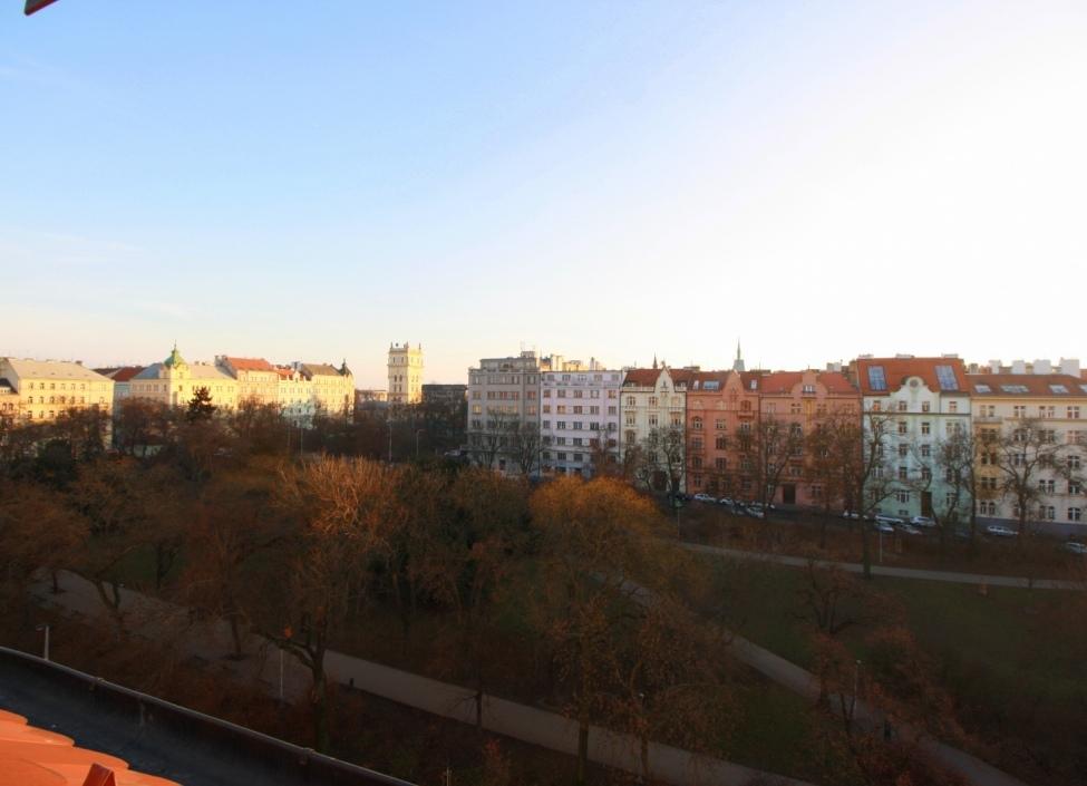 Luxusní byt Praha 2 - 67m 1