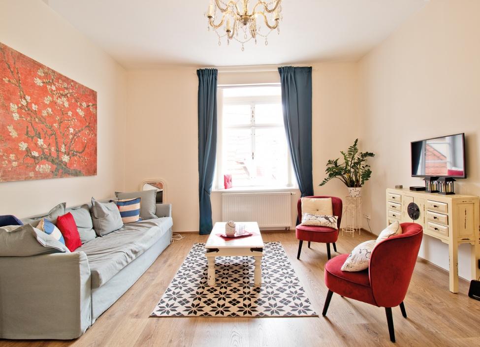 Luxusní byt na prodej na Praze 1-92m2 0