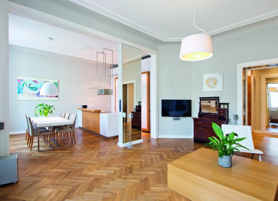 Luxusní byt k pronájmu - Praha 1 - Pařížská - 148m 0