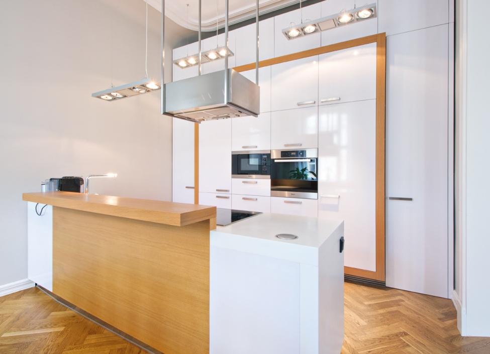 Luxusní byt k pronájmu - Praha 1 - Pařížská - 148m 1