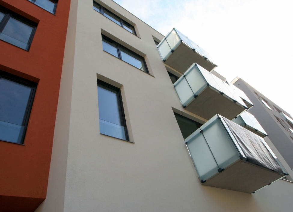 Luxusní byt Podolí 104m 0