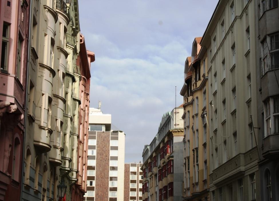 Luxusní byt Pařížská Praha 1 0
