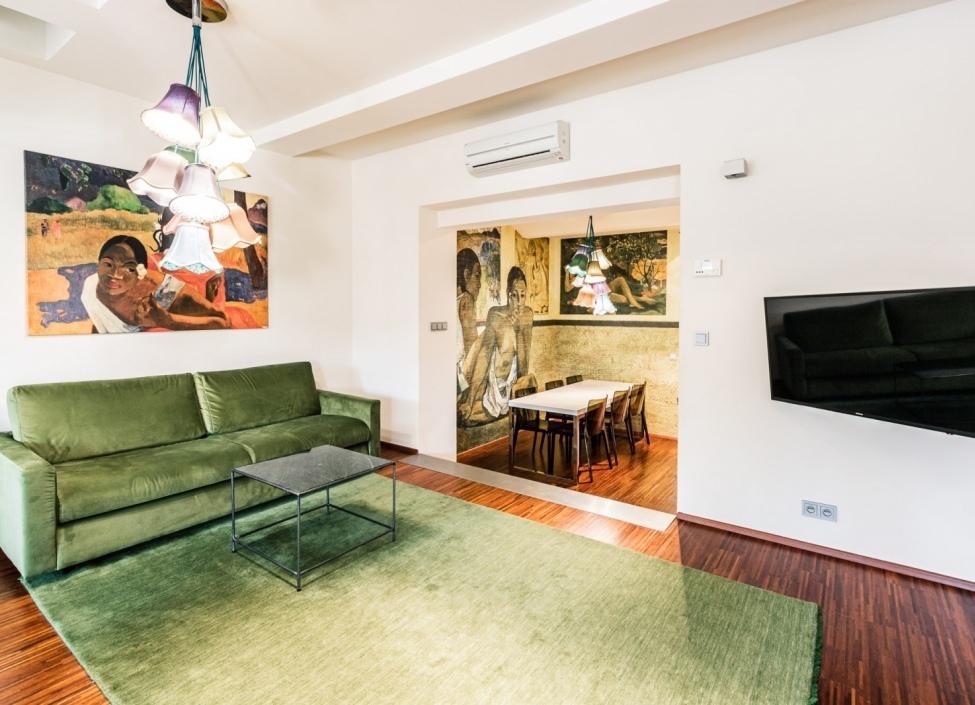 Luxusní byt Praha 1 - Nové Město - 124m 1