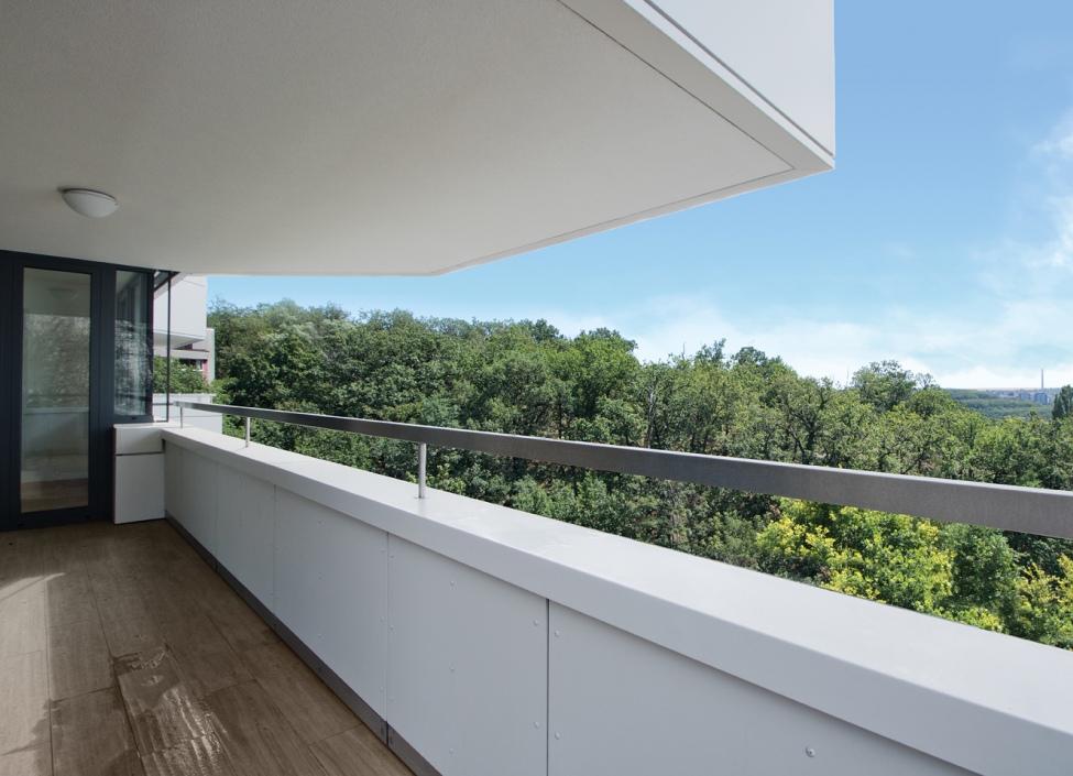 Luxury apartment with terraces in Prague 5 - Hrebenky - 186m 1
