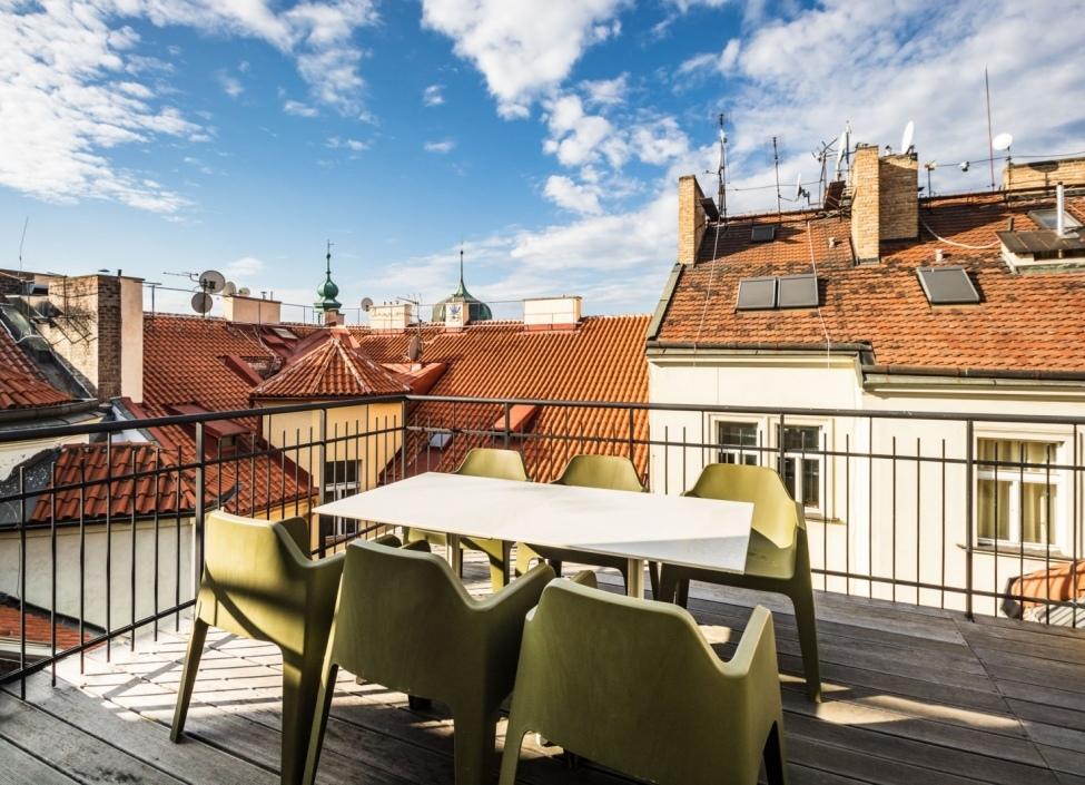 Luxusní byt Praha 1 - Nové Město - 124m 0
