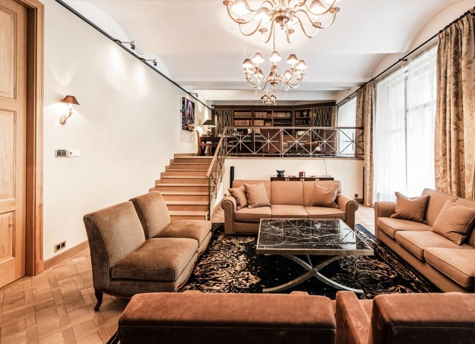 Luxusní kancelář na prodej Praha 1 - Staré Město - 229m 0
