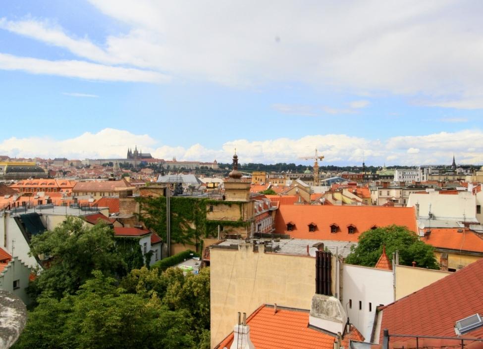 Luxusní byt s terasou v centru Prahy 1, 124m 0