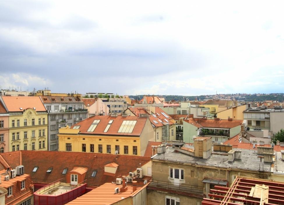 Byt s výhledem na Pražský hrad 621m 1