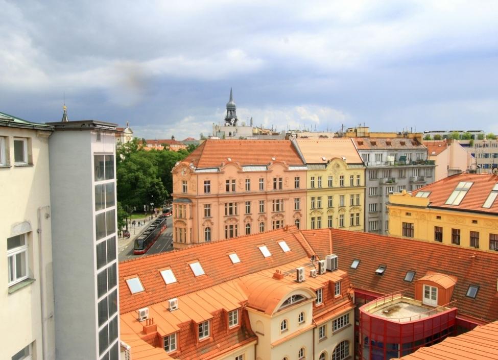 Byt s výhledem na Pražský hrad 1114m 1