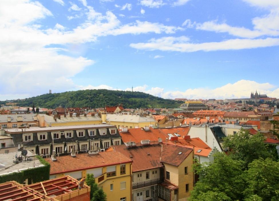 Byt s výhledem na Pražský hrad 1114m 0