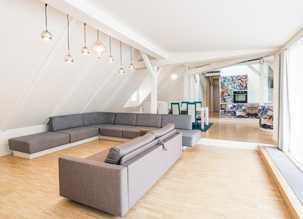 Luxusní byt s terasou v historickém centru Prahy 1 - 176m 1