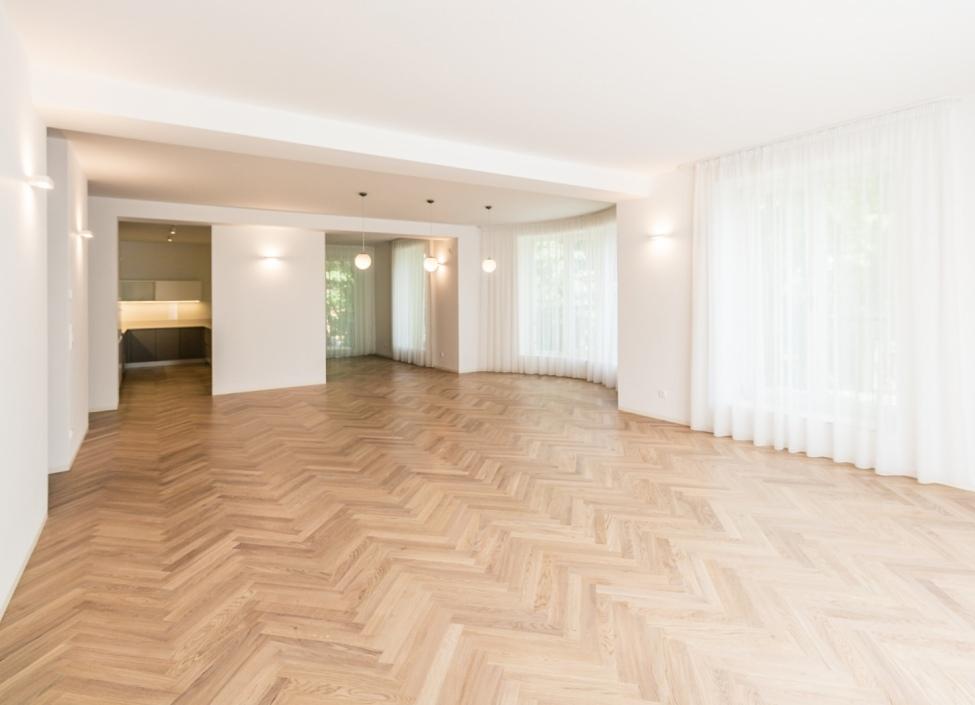 Luxusní byt na pronájem Bubeneč - 281m 1