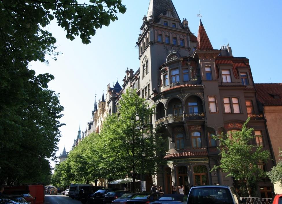 Luxusní byt na pronájem Staré Město 0