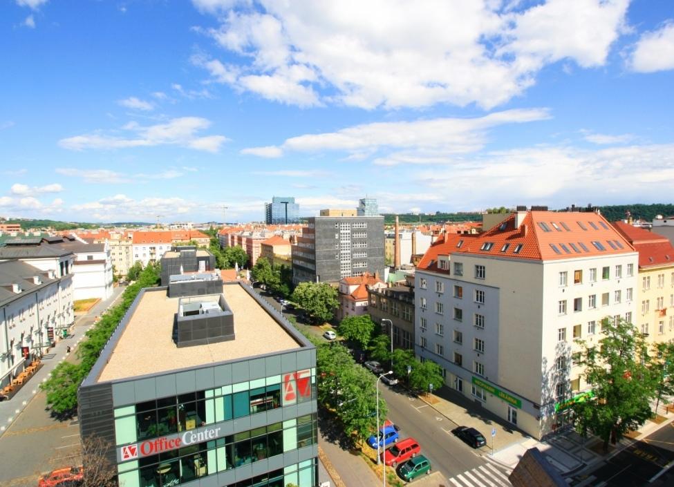 Byt s balkonem Praha 7 164m 1